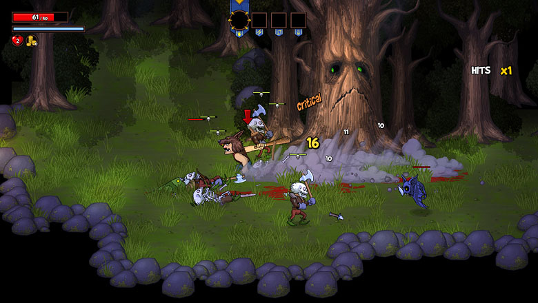 Rake in Grass screenshot